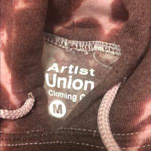 artist union Other - Never worn. Artist Union Hoodie M